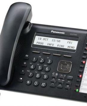 Teléfono Panasonic  Digital  KX DT 543