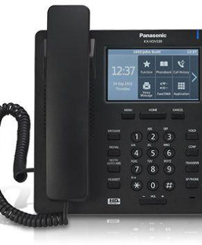 Teléfono IP Panasonic KX HDV 330