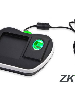 ZK 8500R LECTOR DE HUELLA POR USB Y ENROLADOR DUAL DE TARJETAS EM+MIFARE
